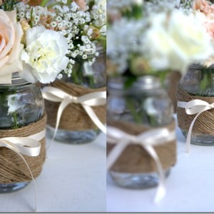 mason-jar-vase-centerpiece-idea