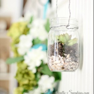 succulents-in-mason-jar-planter
