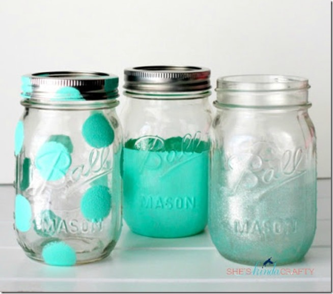 painted-mason-jars-3-ways-shes-kinda-crafty