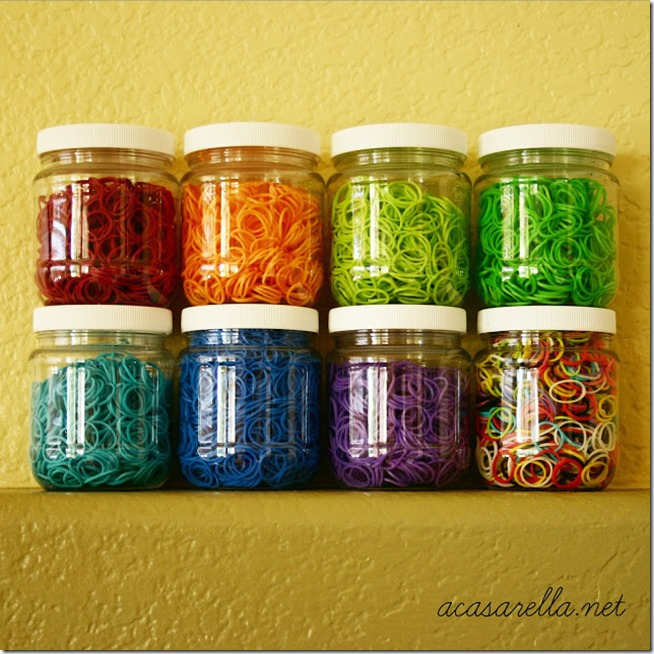 Rainbow-Loom-mason-jar-organization