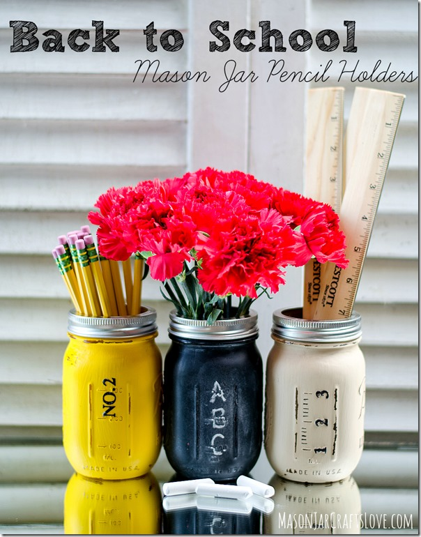 Teacher-Gift-Pencil-Holder-Mason-Jars-Painted
