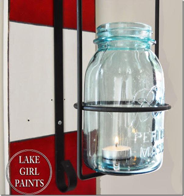 ball mason jar light