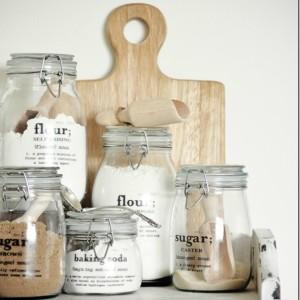 Mason Jar Decal Printable Labels