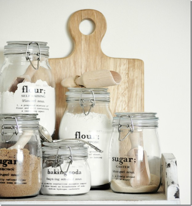 Diy Mason Jar Labels