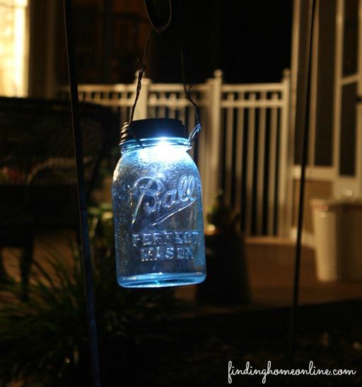 Solar Light Diy Mason Jar Crafts Love