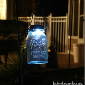 Solar Light DIY