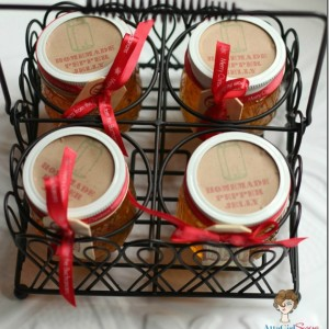 Homemade gift idea recipe