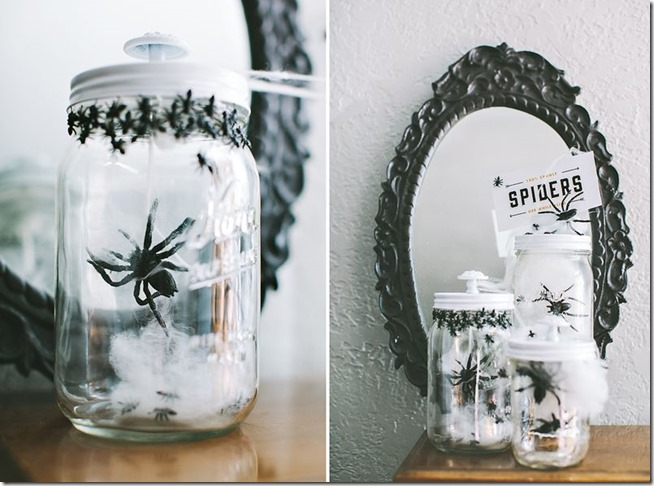 halloween-craft-spider-in-ball-jar