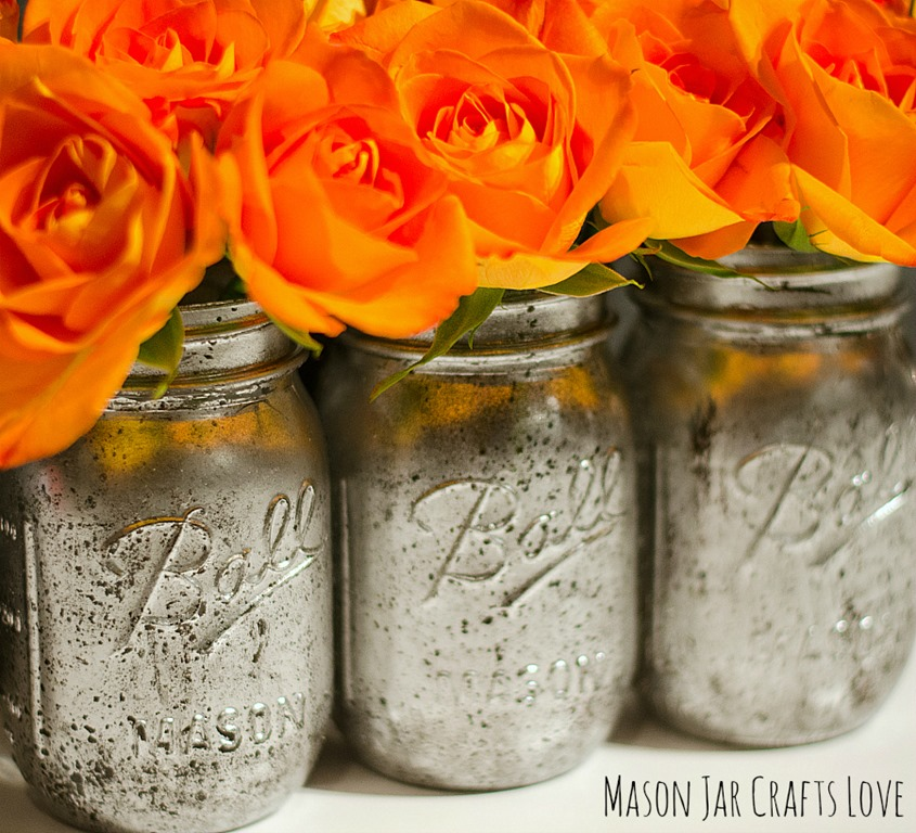 how to make mercury glass mason jars 3 1 - How To Make Mercury Glass