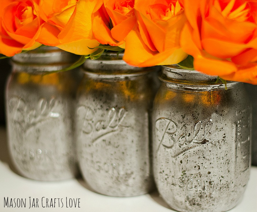 how to make mercury glass mason jars 4 1 - How To Make Mercury Glass