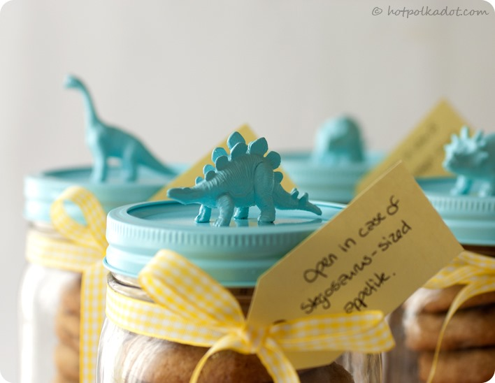 Dinosaur Gifts Gift Idea Dinosaur Jars