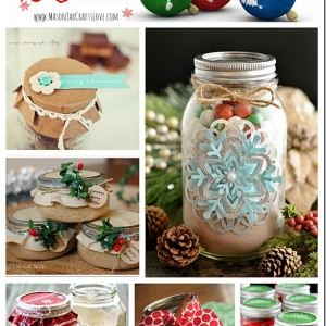 Holiday Gifts: Food in Jars