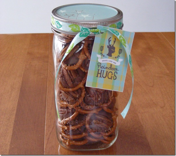 chocolate-covered-pretzels-in-jar