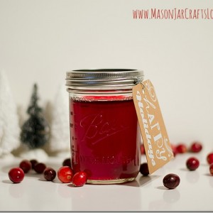 Cranberry Jelly Recipe