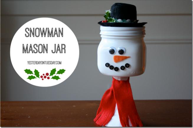 Snowman-Mason-Jar-Candy-Jar-698x461
