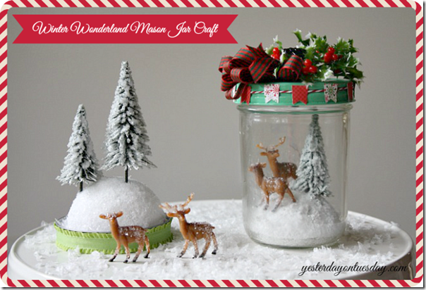 Winter-Wonderland-Mason-Jar-Craft-Yesterday-on-Tuesday