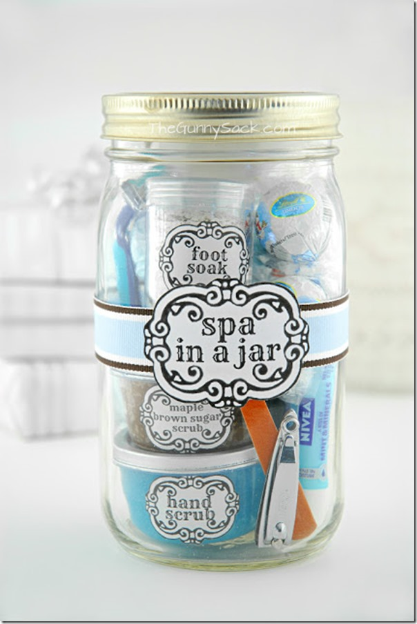 Mother S Day Gift Ideas In Mason Jars Mason Jar Crafts Love