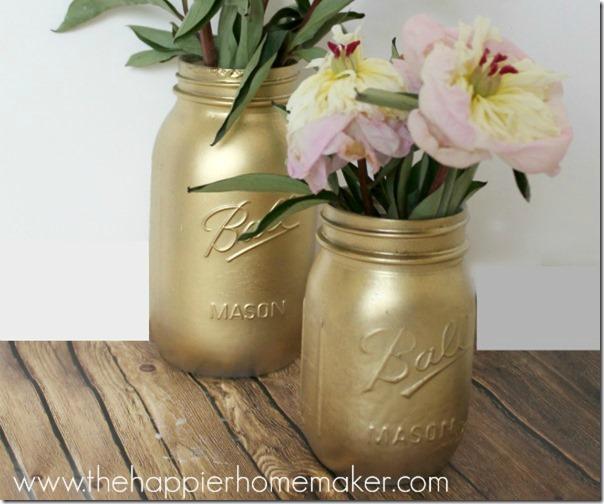 gilded-mason-jars 2