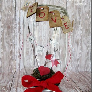 Valentine's In A Jar
