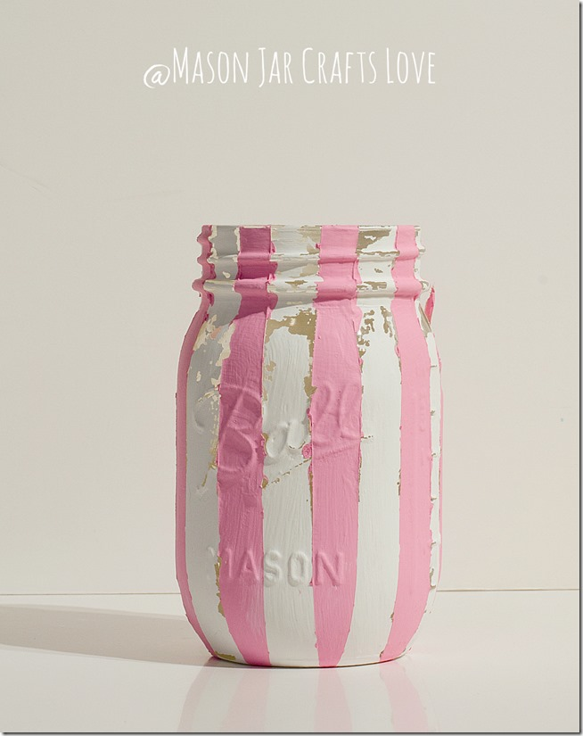 valentine-painted-mason-jars 2-3 2