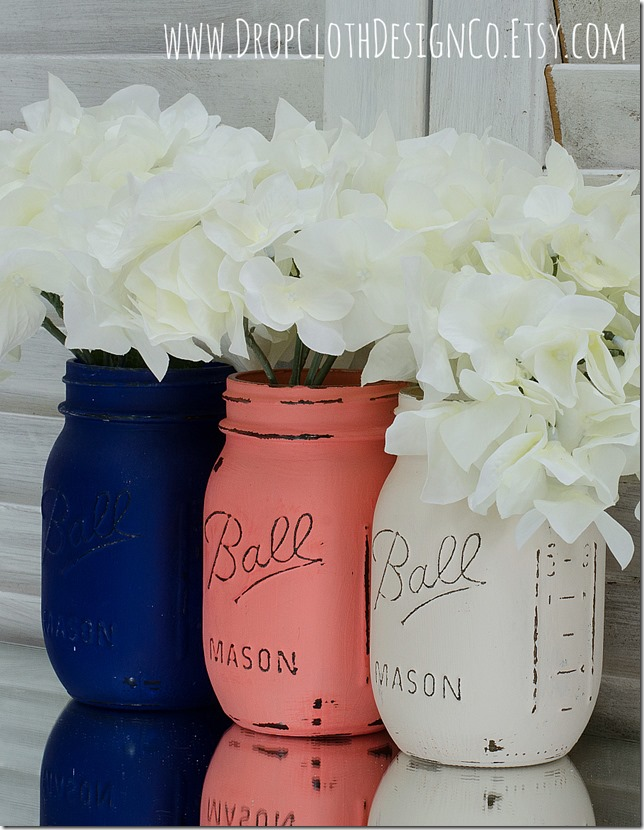 navy-coral-white-mason-jars-2