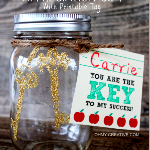 Teacher Gift & Printable