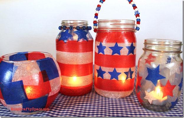 red-white-blue-lanterns-mason-jars