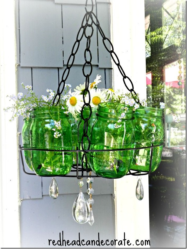 green-mason-jar-planter-vase