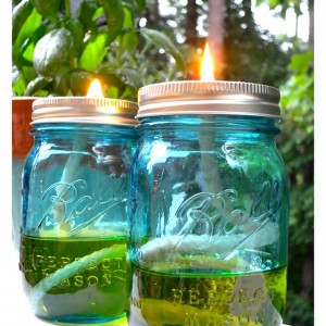 how to make citronella candle