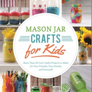 mason jar crafts for kids book