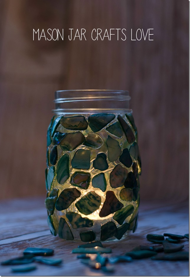 mason-jar-mosaic-craft-4 2
