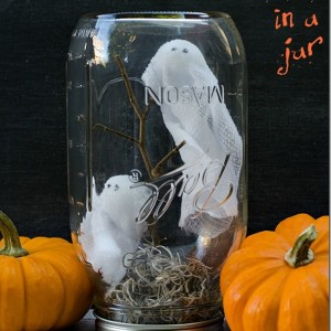 Ghosts in Jars