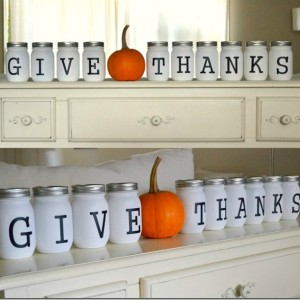 Give Thanks Jars