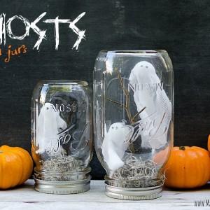 Ghosts in Mason Jars