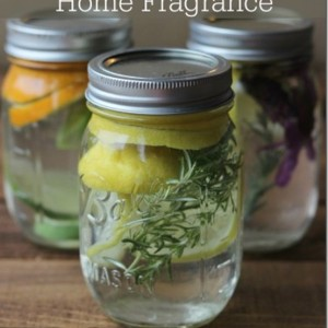 Fragrance in a Jar
