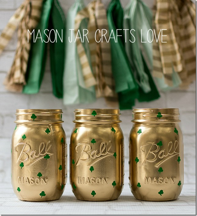 St. Patrick's Day Craft Ideas