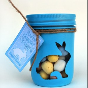 mason jar craft ideas for Easter