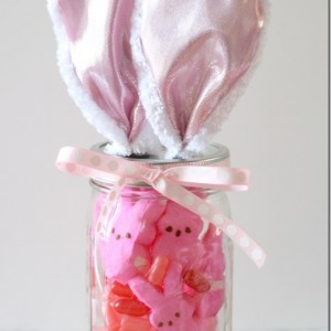 Easter In Mason Jars Mason Jar Crafts Love