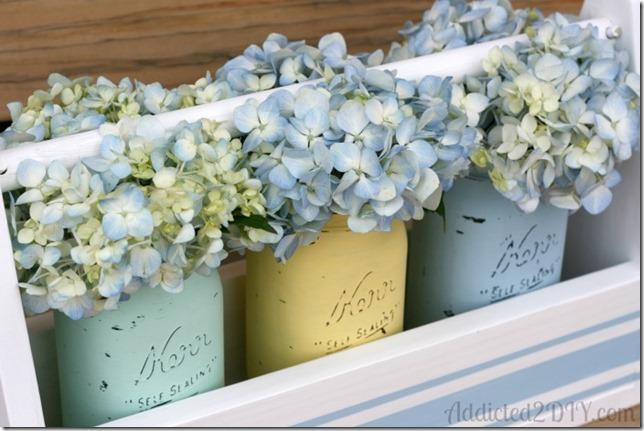 Spring-mason-jars