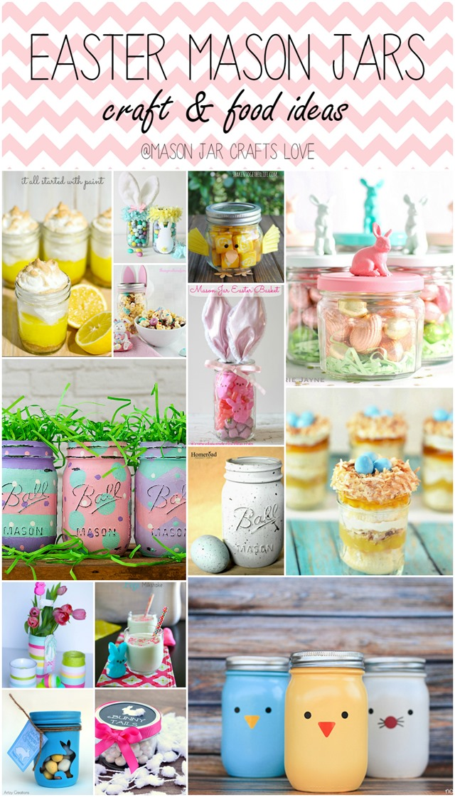 Easter egg mason jars mason jar crafts love easter craft ideas mason jarsg negle Image collections