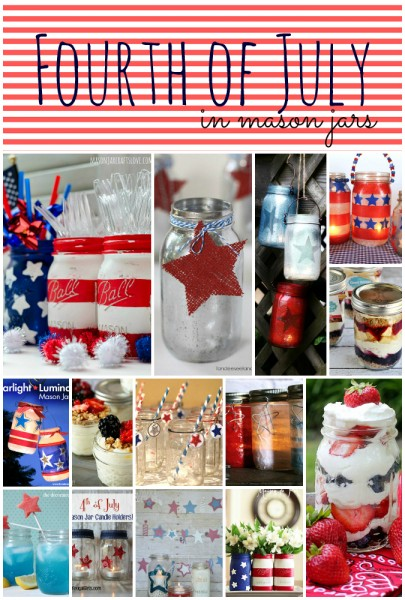 red white and blue craft ideas for memorial day, fourth of july, labor day, veteran's day
