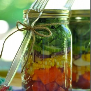 St. Patrick's Day Recipe Ideas in Mason jars