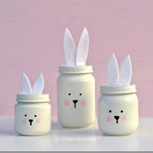 mason jar craft ideas for Easter