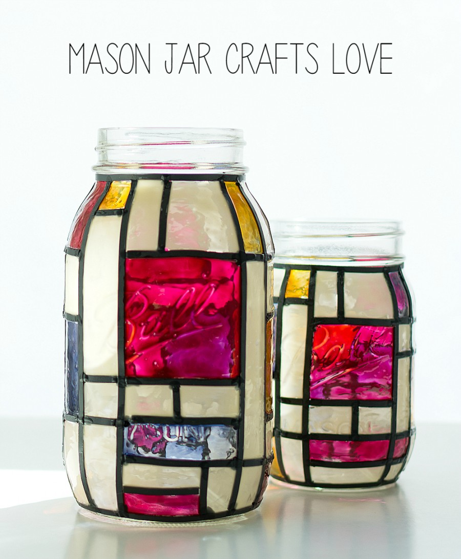 Mason jar crafts love for Mason jar crafts love