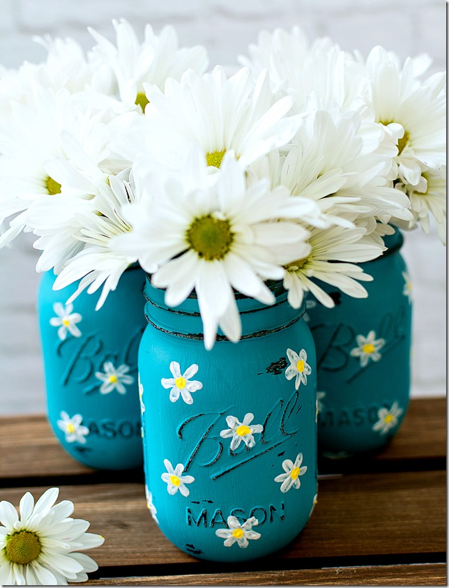 painted-daisy-mason-jars (12 of 26) 2