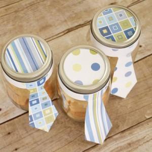 Father's Day Gift Idea: Mason Jar Craft