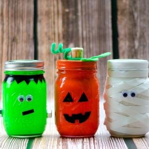 Candy Corn Mason Jars Mason Jar Crafts Love