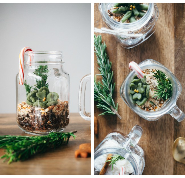 Mason Jar Crafts Love: Christmas Crafts With Mason Jar