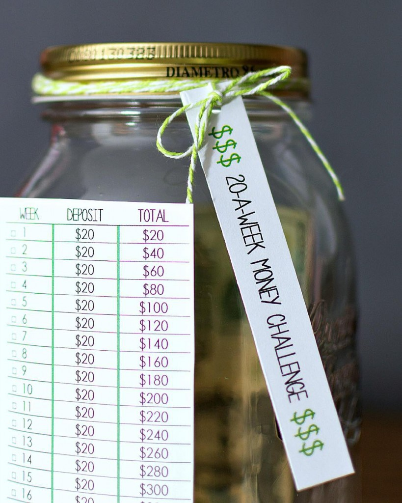 Who wants to join me in a mason jar moneyhellip