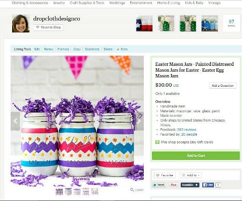 Etsy-Easter-Vase